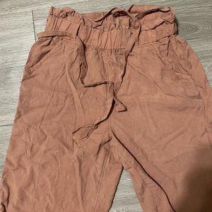 Mauve pink pants 😍